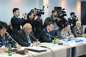 9th Joint Forum of CCI of Russia, China and Mongolia held in Omsk