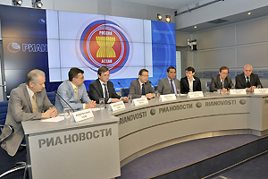 The Russia-ASEAN Business Council is preparing for the SPIEF 2013